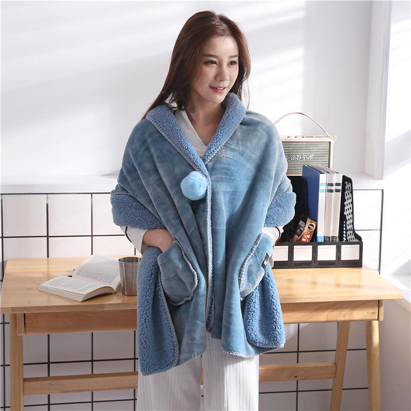 Soft-sided Body Suit Blanket for Essential Use