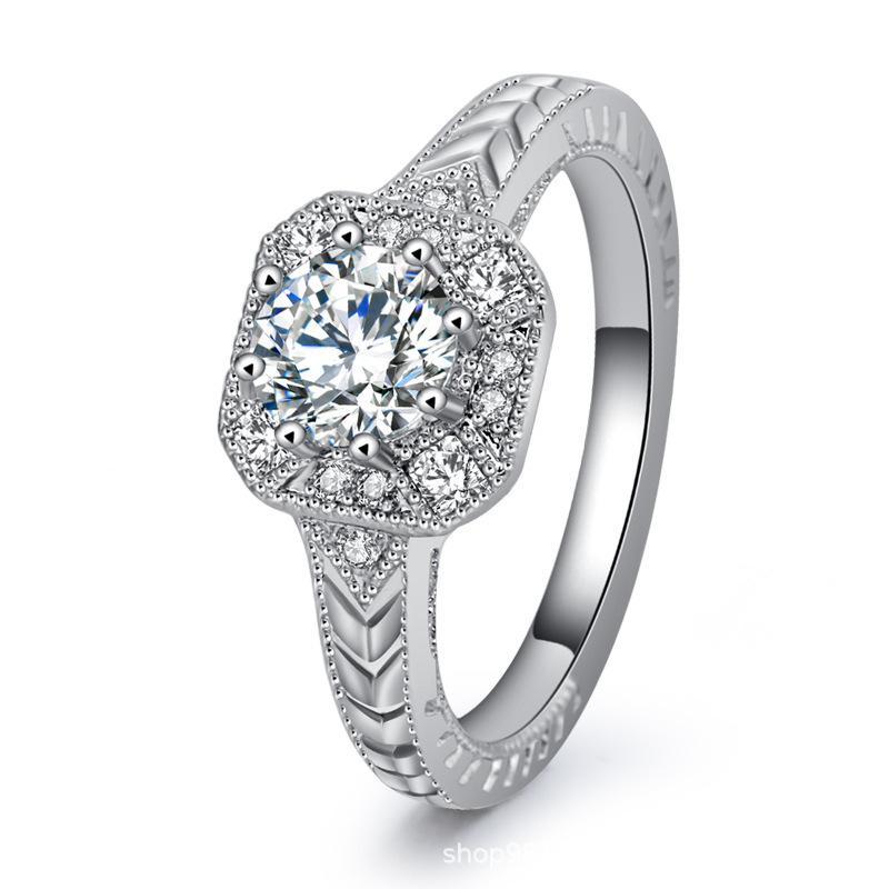 Asaka Micro Crystals Ring