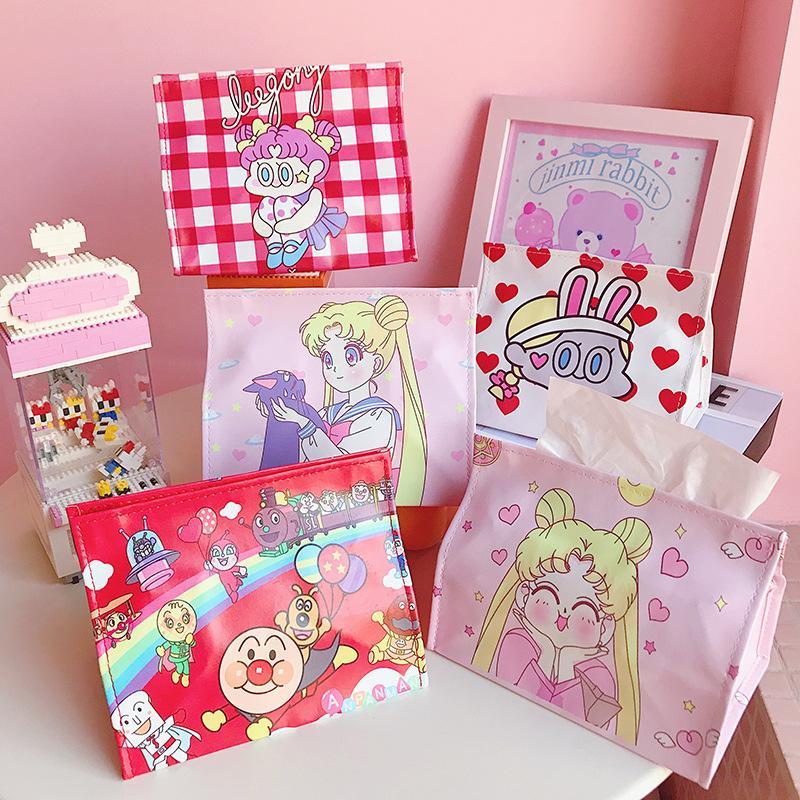 Sailor Moon Napkin Box