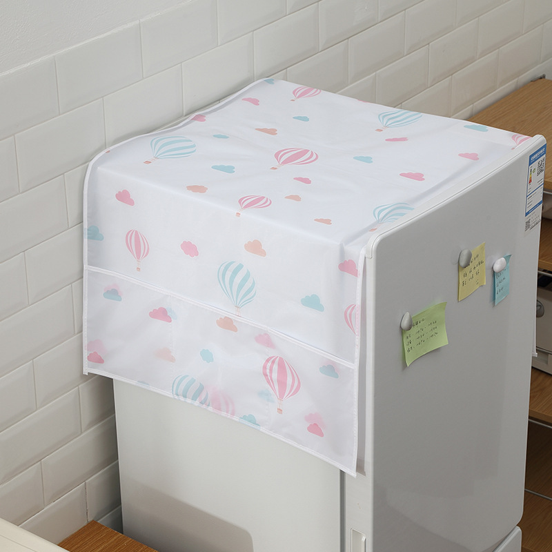 Refrigerator Top Cover for Dust-Free Refrigerators