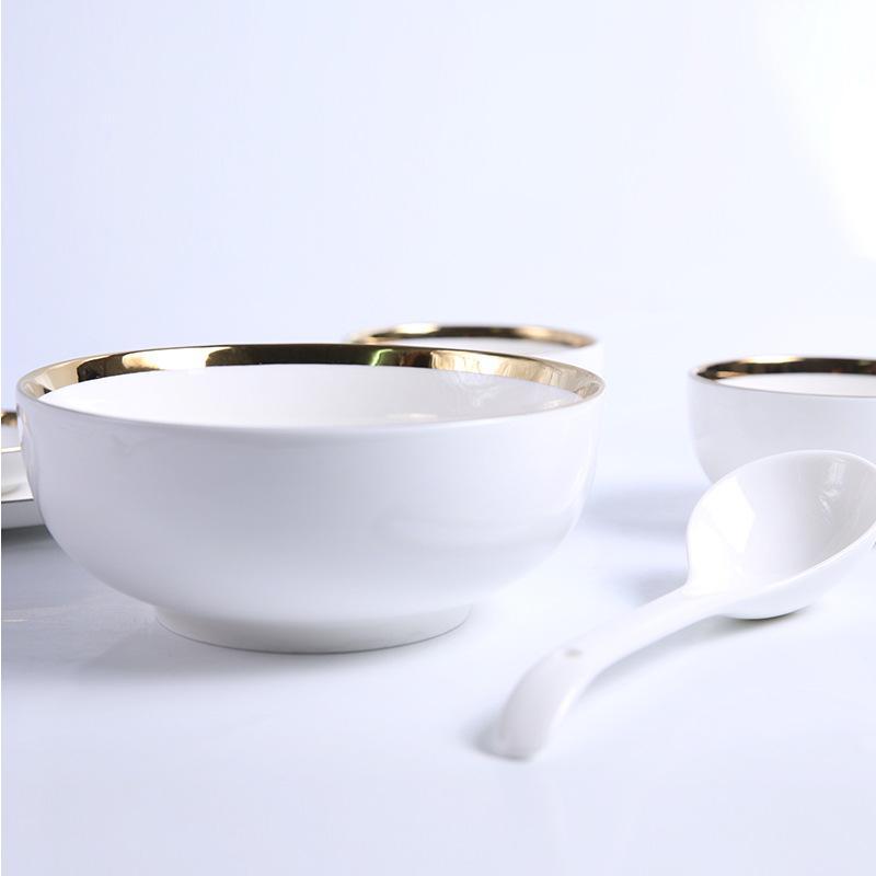 Nordic Ceramic 7-inch Soup Bowl