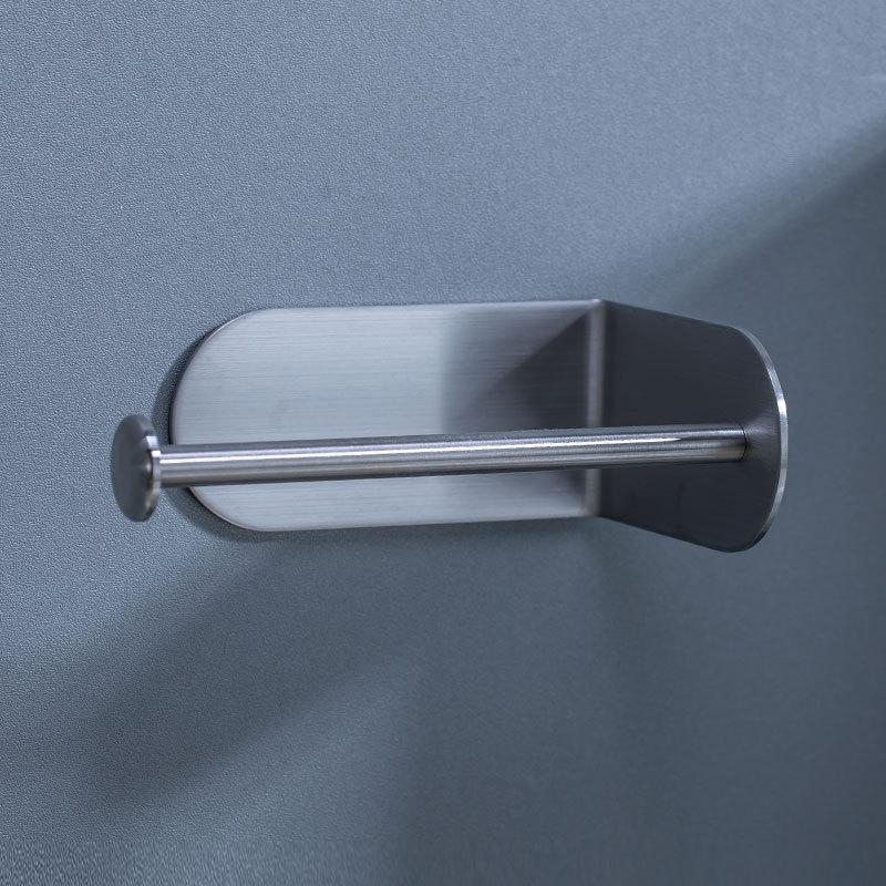 Stainless Steel Toilet Paper Roll Holder for Bathroom