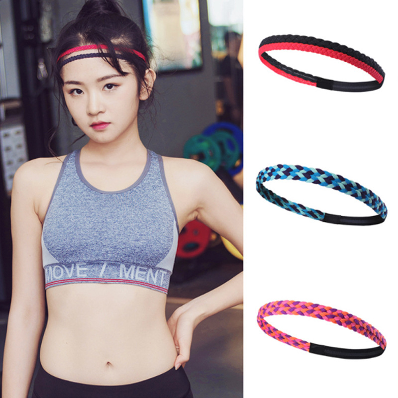 Appealing Non-Slip Headband for Keeping Your Hair Intact