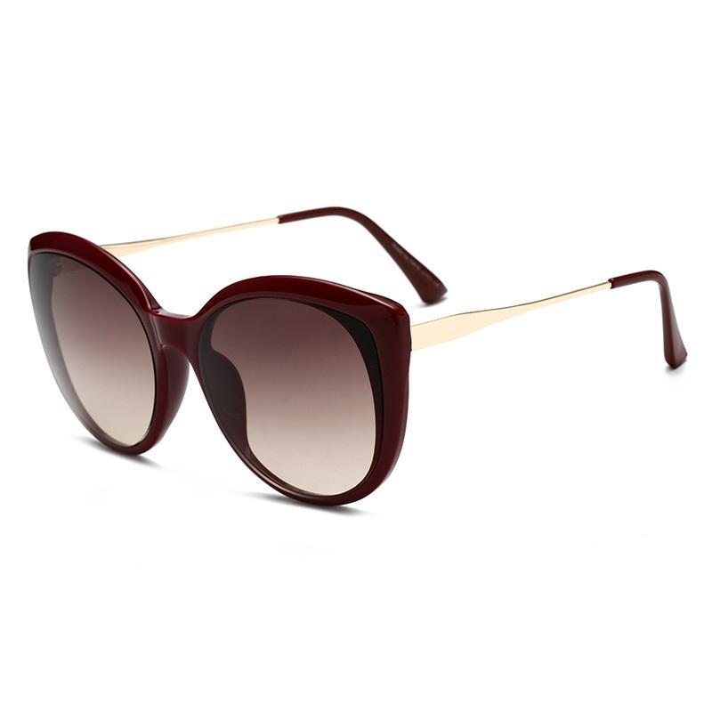 Yarnell Oversized Sunglasses