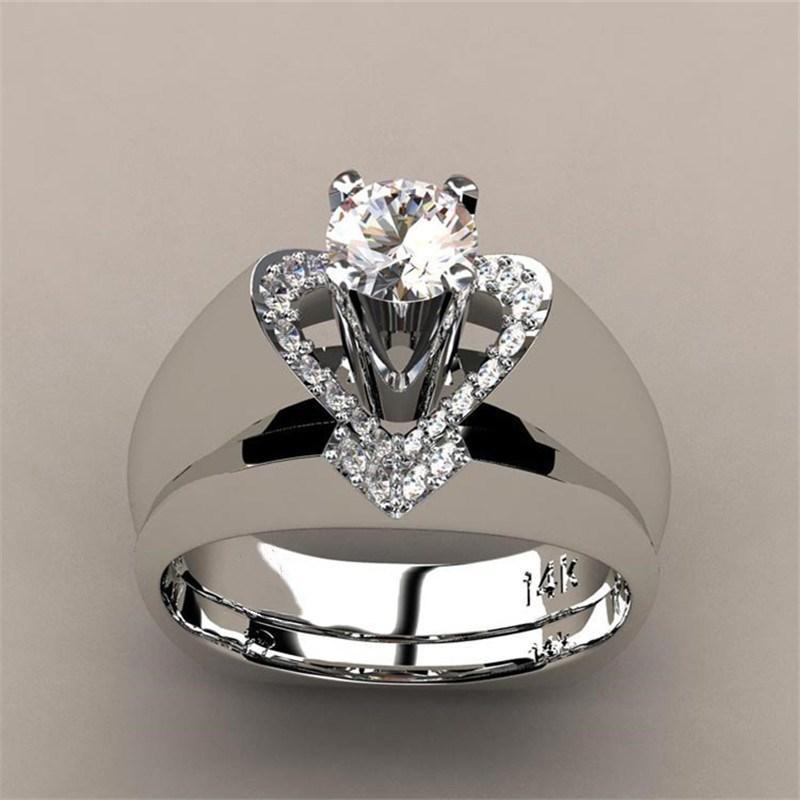 Caroll Crystal Ring