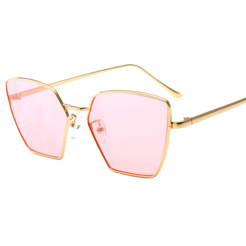 All Metal Butterfly Sunglasses