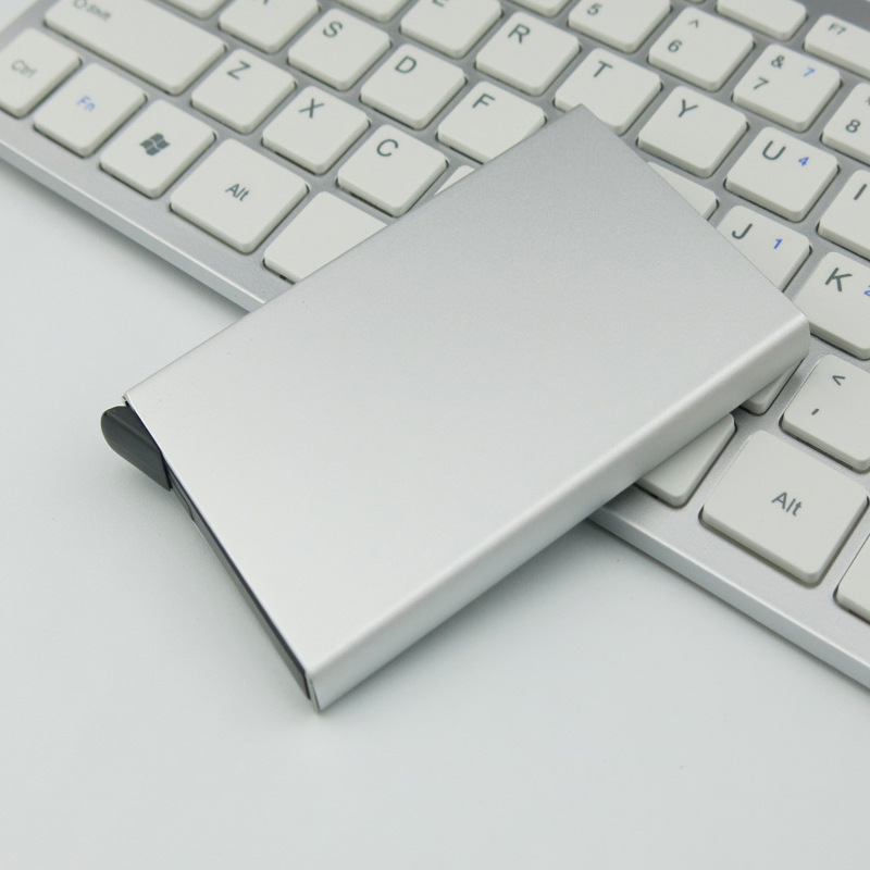 Compact Easy Access Card Holder