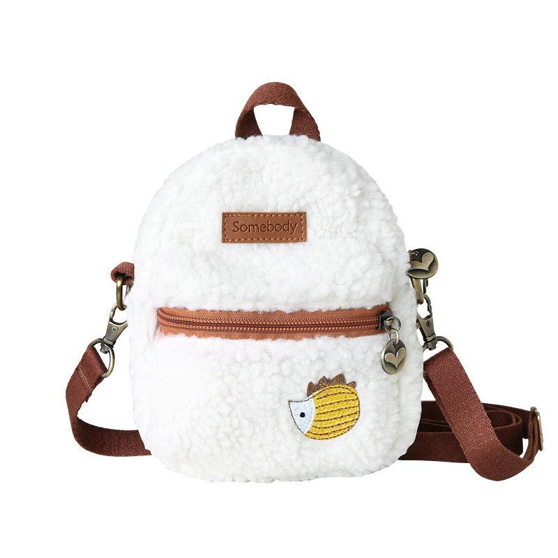 Plush Small Bag