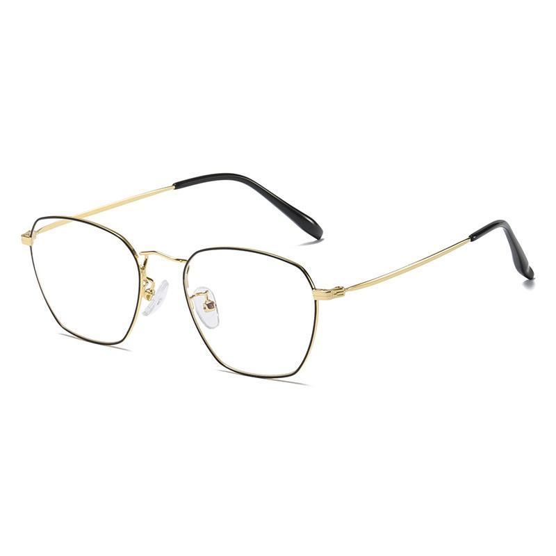 Kim Metal Frame Eyeglasses