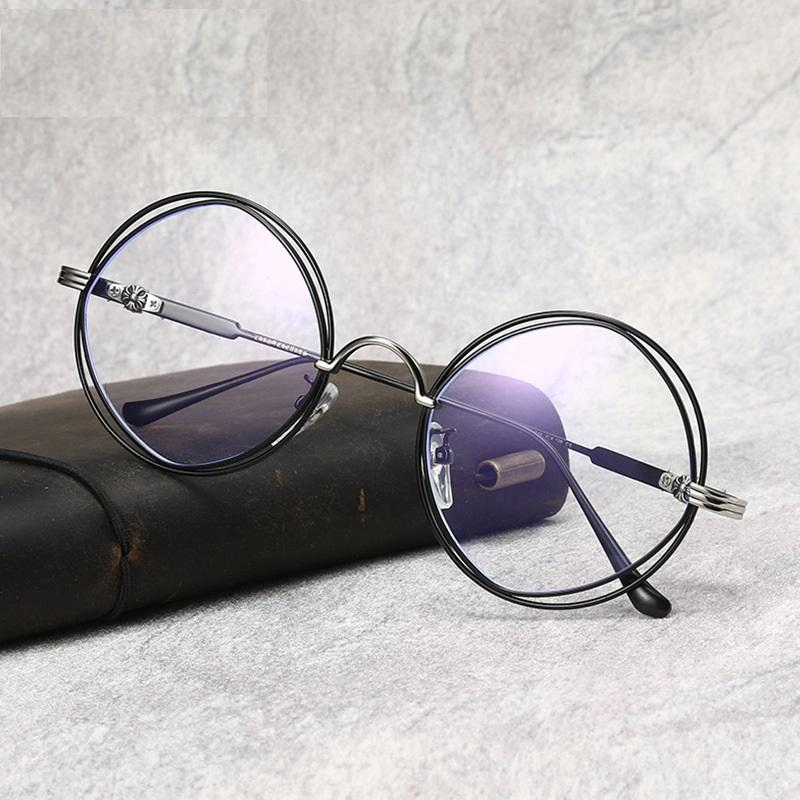 Double Eye Rims Eyeglasses