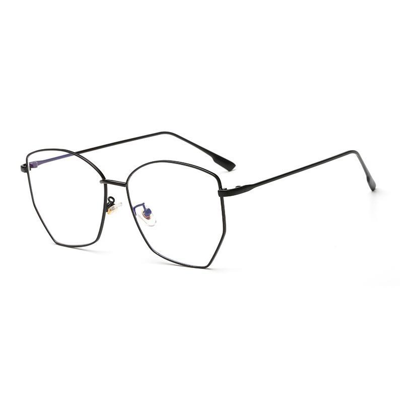 Ieke Metal Frame Eyeglasses