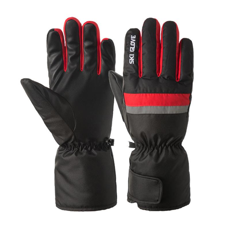 Convenient Mountaineering Gloves for Outdoor Activities