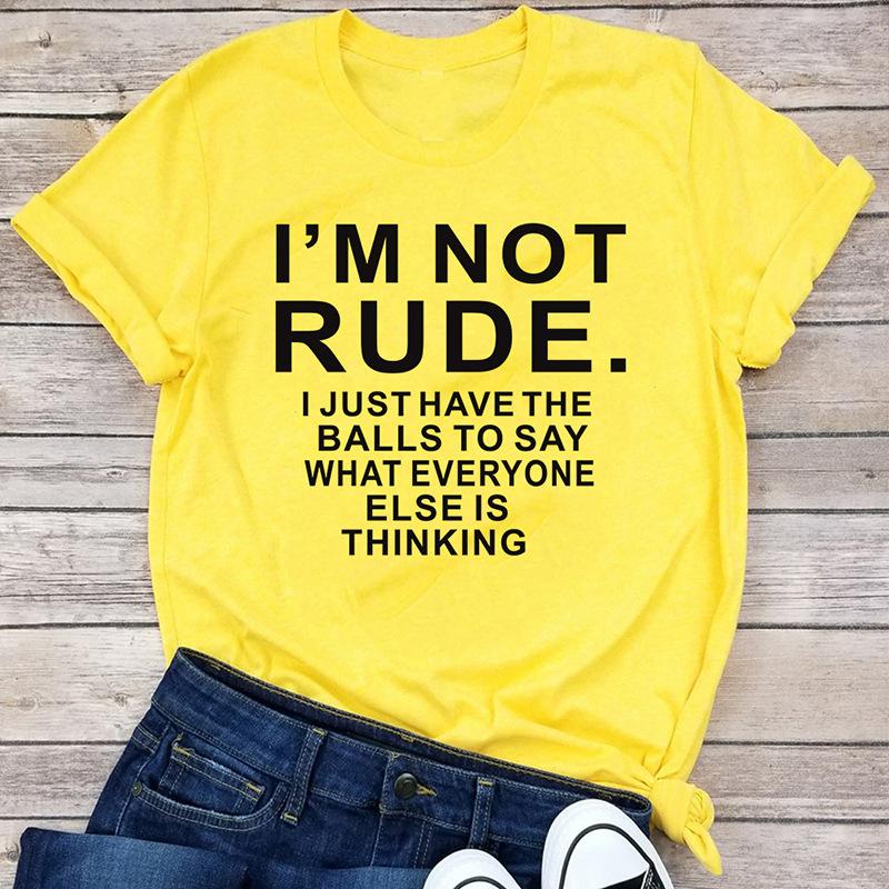 Assertive Cap Sleeve Statement Shirt for Casual Wear