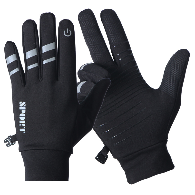 Warm Non-Slip Touch Screen Gloves for Outdoor Sports