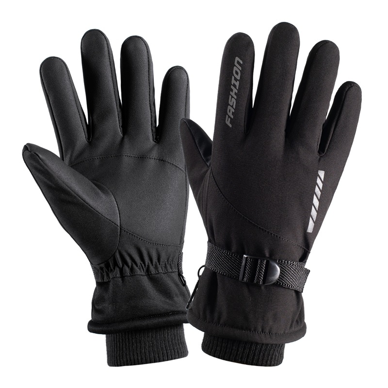 Durable Windproof Gloves for Cold Outdoor Activities