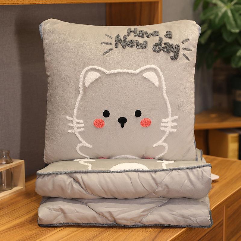 Adorable Soft Blanket for Comfy and Restful Nap