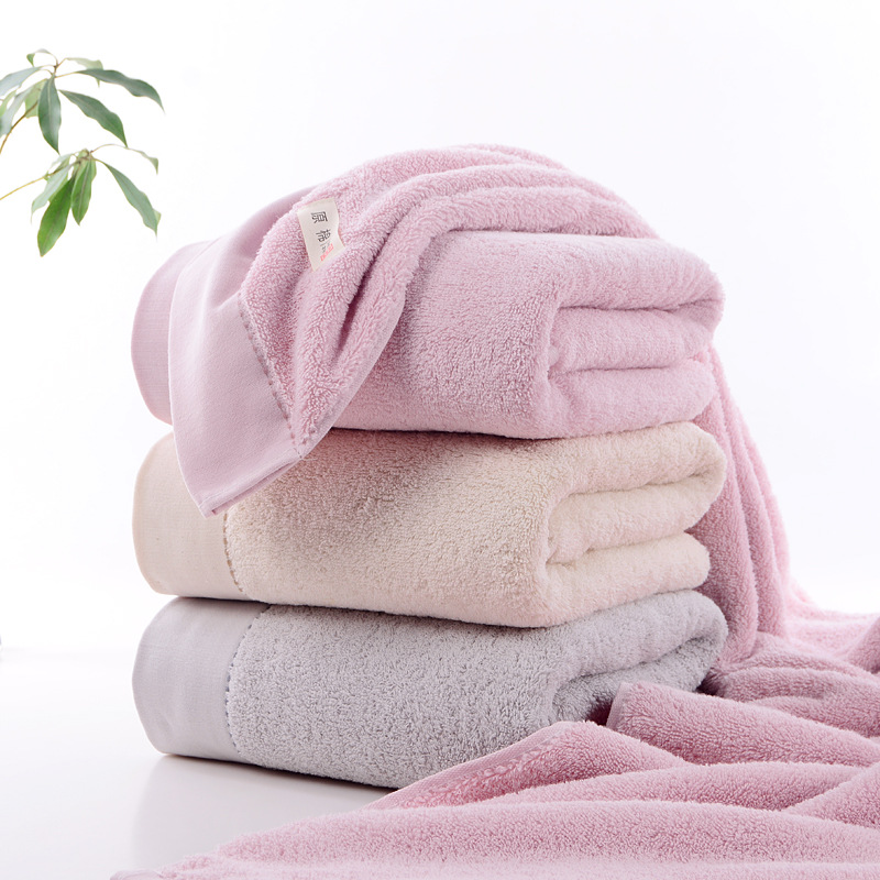 Clean and Classy Cotton Bath Towel for Daily Use