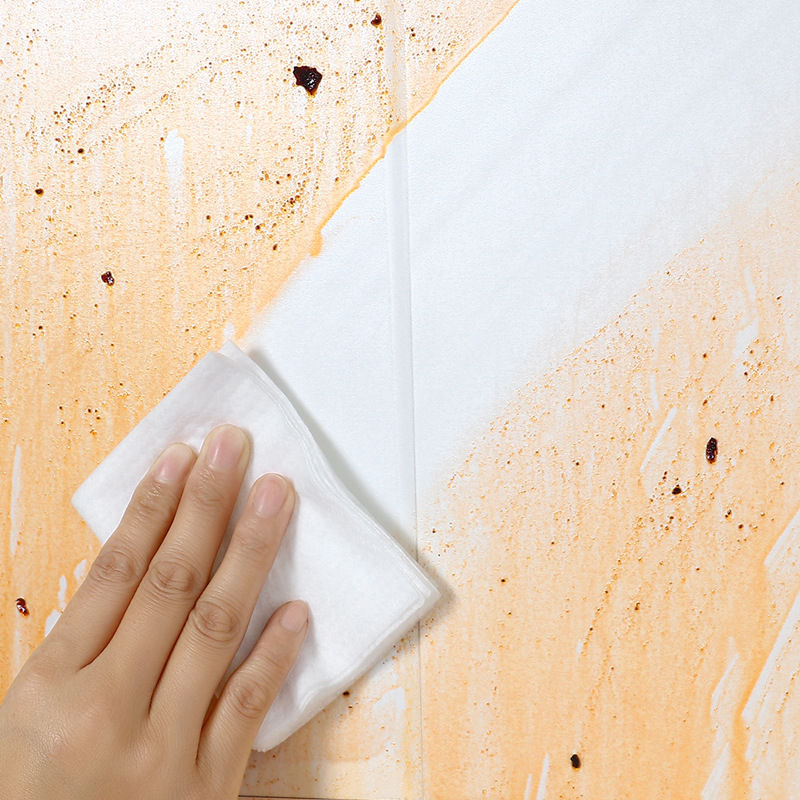 Self-Adhesive Oil-Proof Wall Sticker for Kitchen Needs