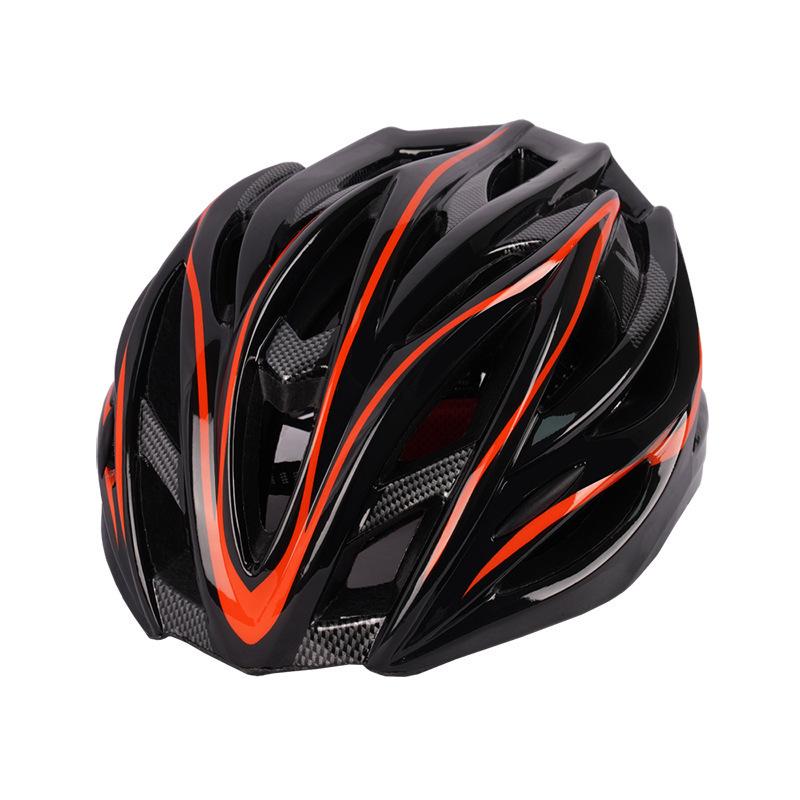 Breezy Gradient Polycarbonate Helmet for Motor Riding