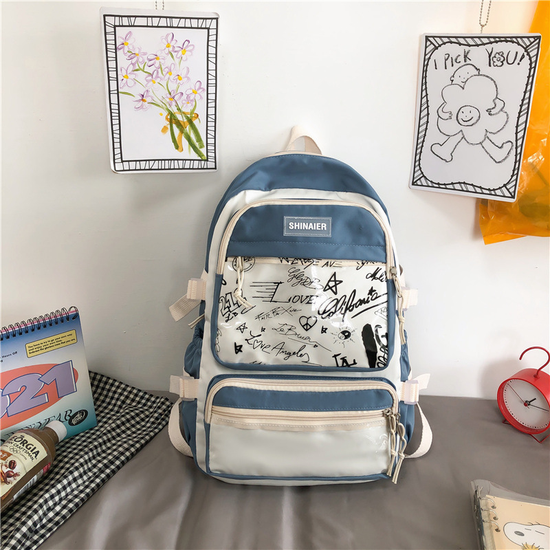 Durable Spacious Backpack for Must-Have School Supplies