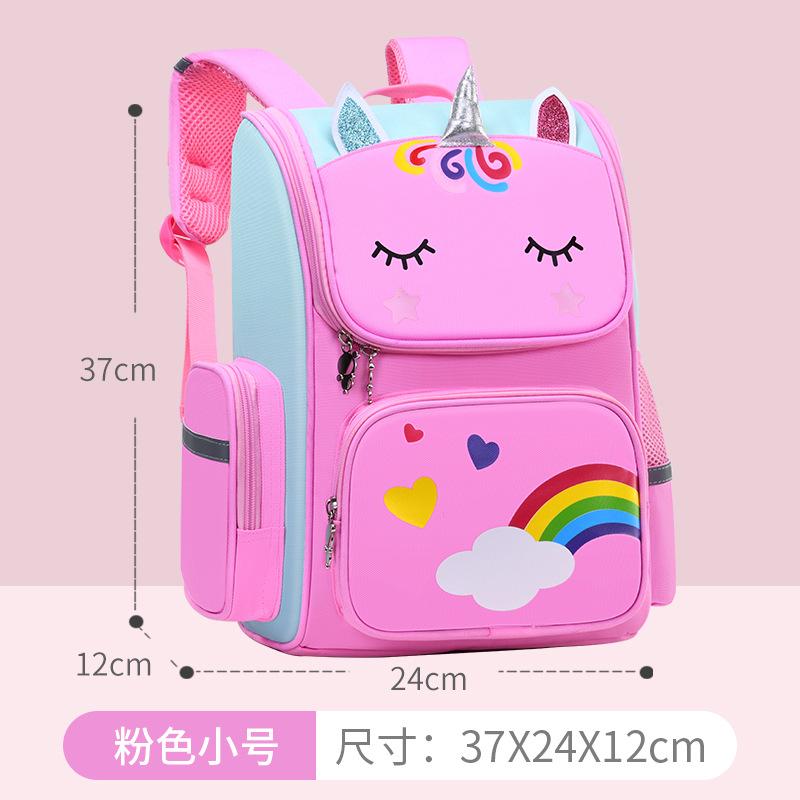 Unicorn Large-Capacity School Bag for Adorable School Essentials
