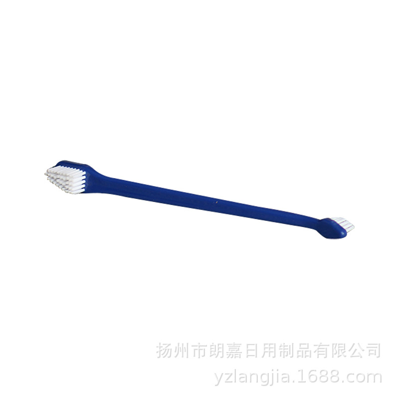 Durable Polypropylene, Nylon and Silk Toothbrush for Everyday Use
