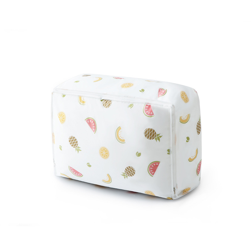 Transparent Cotton Storage Box for Sorting Clothes