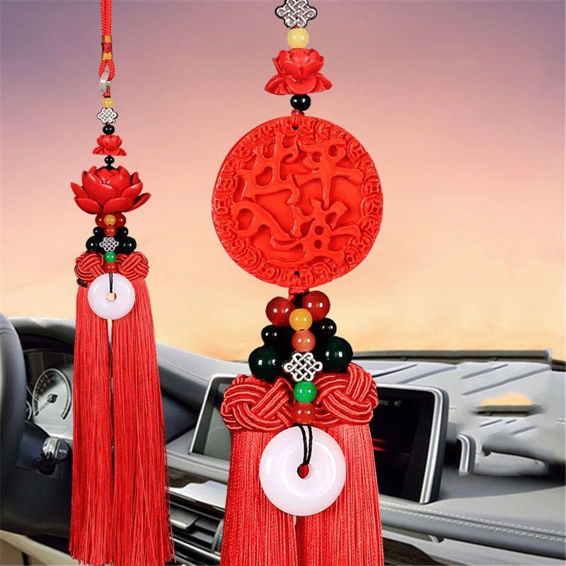 Amazing Lotus Car Pendant for Designing Car