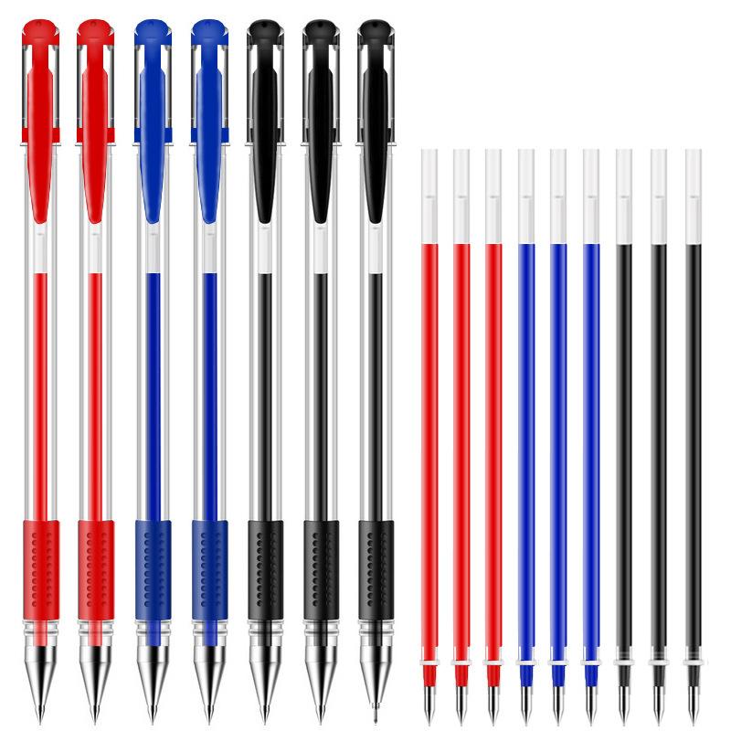 Cheap Colored Plastic Pens for School Essentials