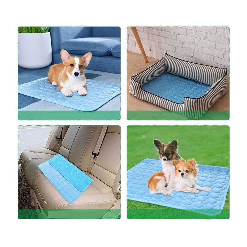 Colorful Multi-Purpose Mats for Pets' Comfy Travels