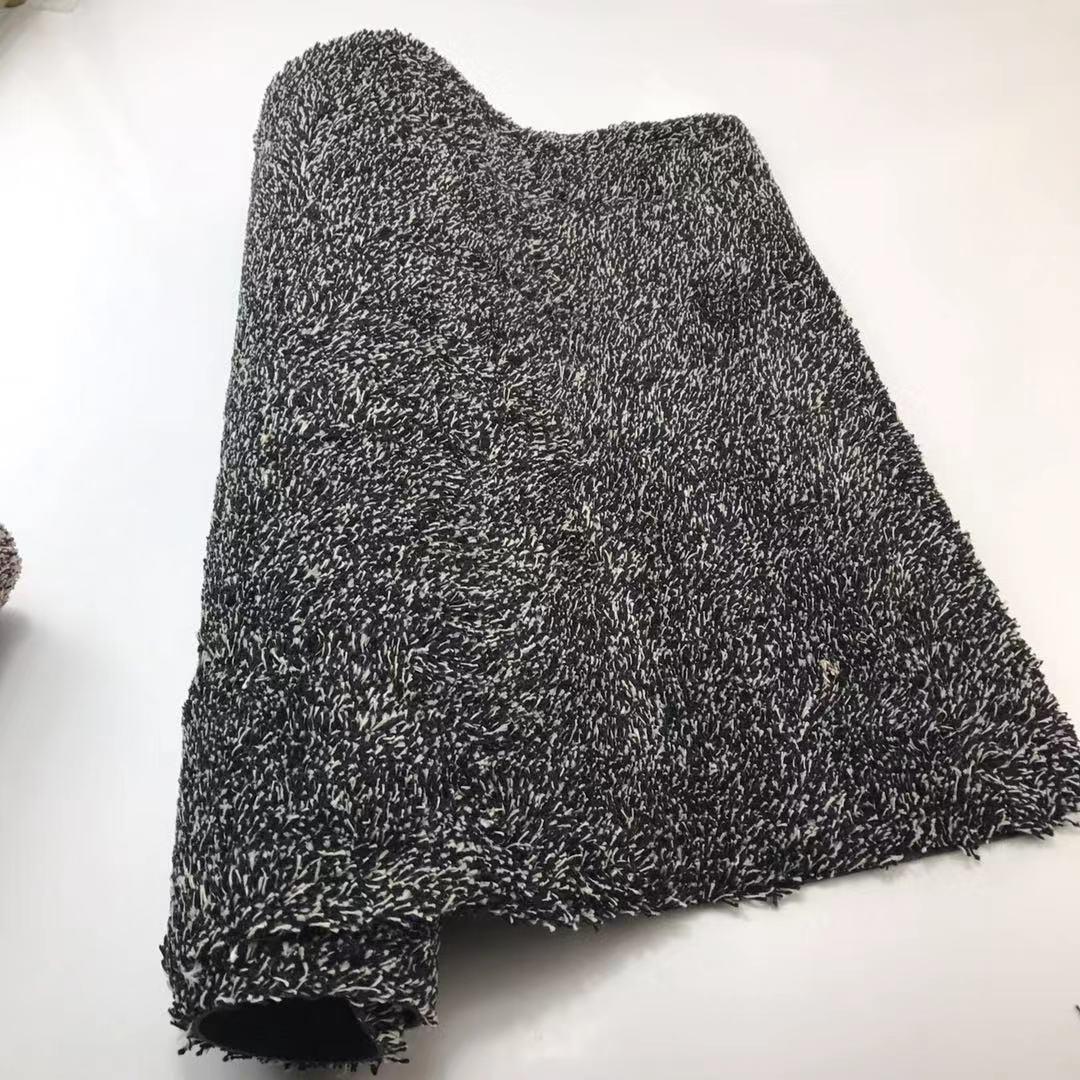 Absorbent Furry Non-Slip Mat for Bathroom/Living Room Floor