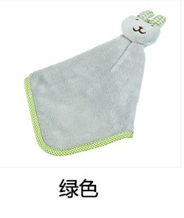 Adorable Soft Hanging Hand Towel Dryer for Kitchen and Bathroom Needs