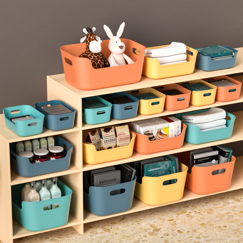 Cute Box Storage for Storing Snacks and Clutters