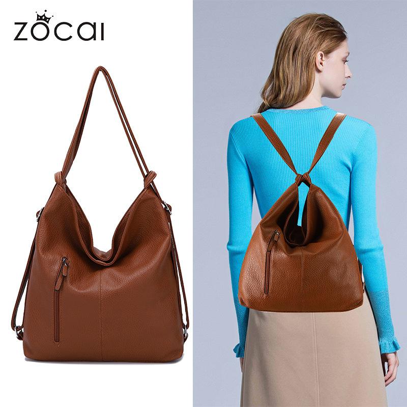 Unique Trendy Bucket Shoulder Bag for Large Capacity Load