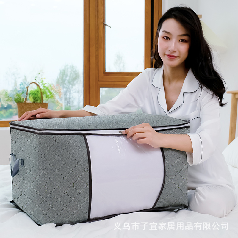 Durable Non-woven Storage Bag for Storing Out-of-Season Clothes