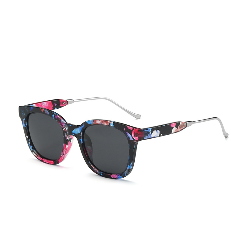 Square Pearl Leg Sunglasses for Women