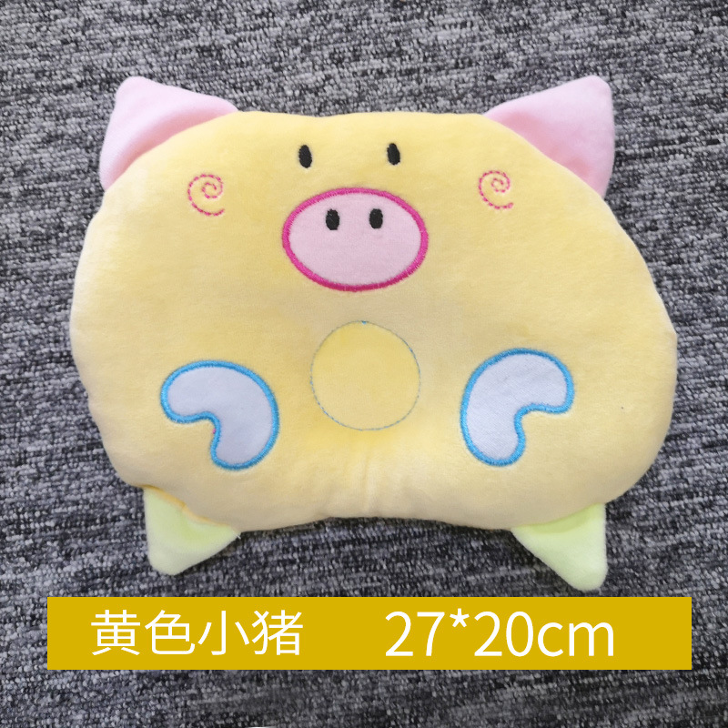 Fluffy Bite-Resistant Cartoon Pillow for Pets' Sleeping Toy
