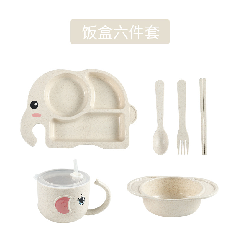 Minimalist and Unique Tableware Set for Kids