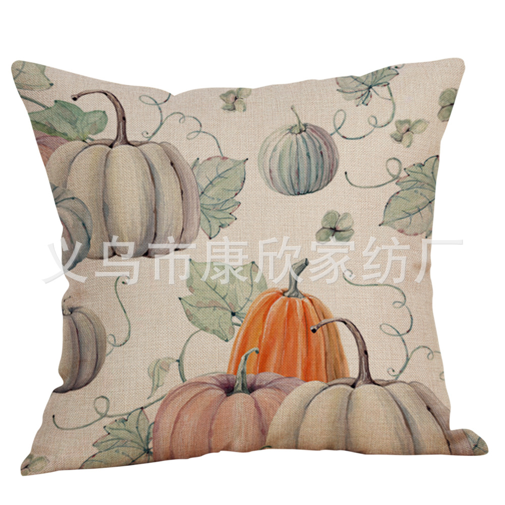 Fashionable Modern Creepy Pillowcase for Halloween Events