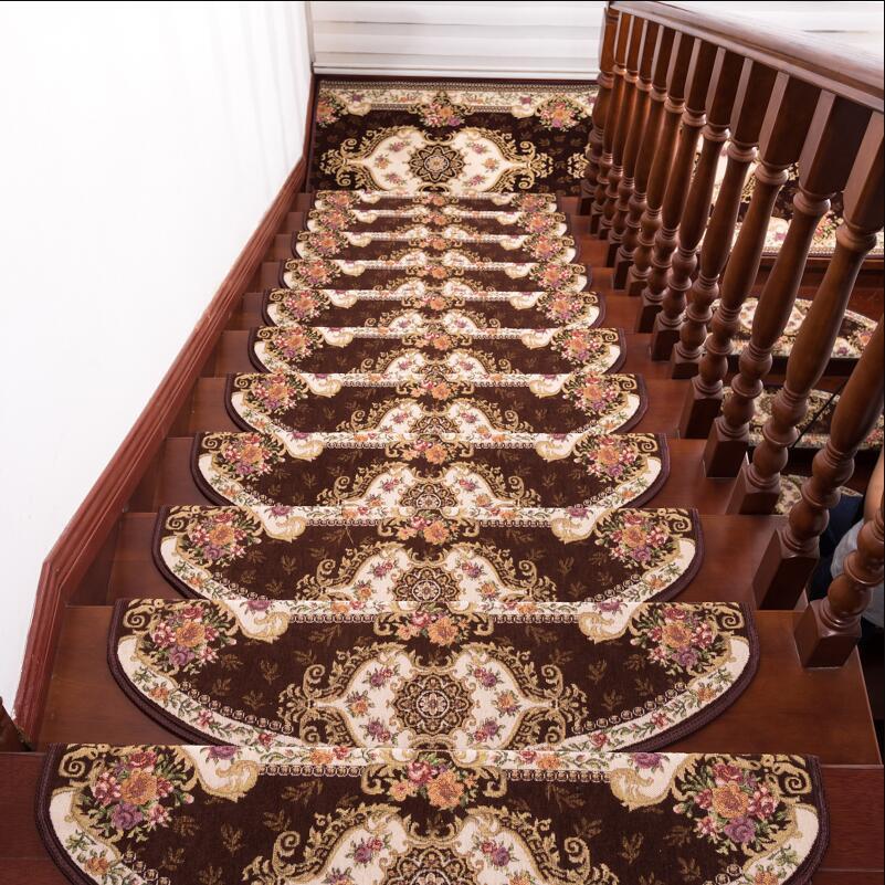 Medieval European Royal Style Non-Slip Carpet for Home