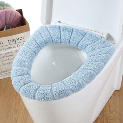 Soft Comfortable Stylish Toilet Seat Cover for Modish Bathroom Interiors