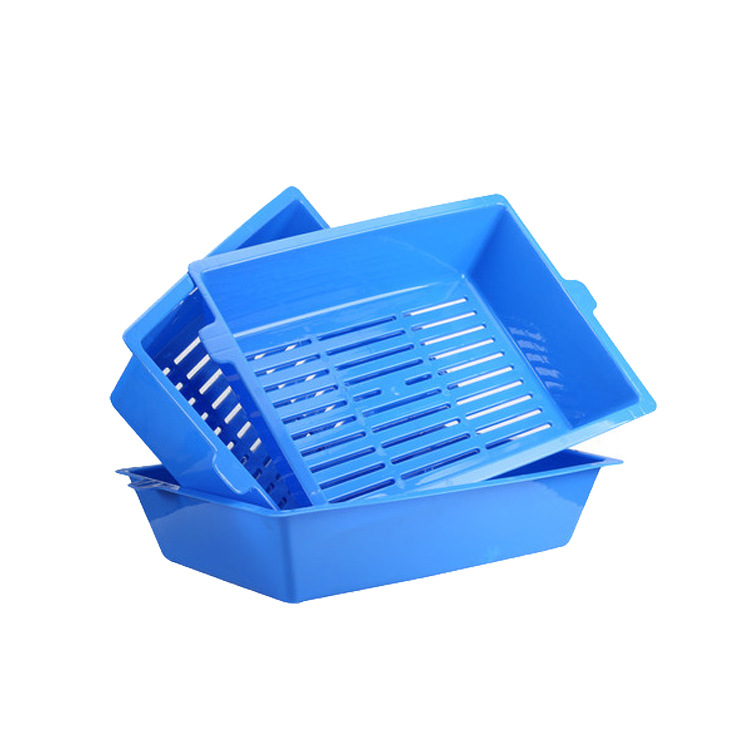 Efficient Self-Sifting Litter Box for Pet Home Essentials