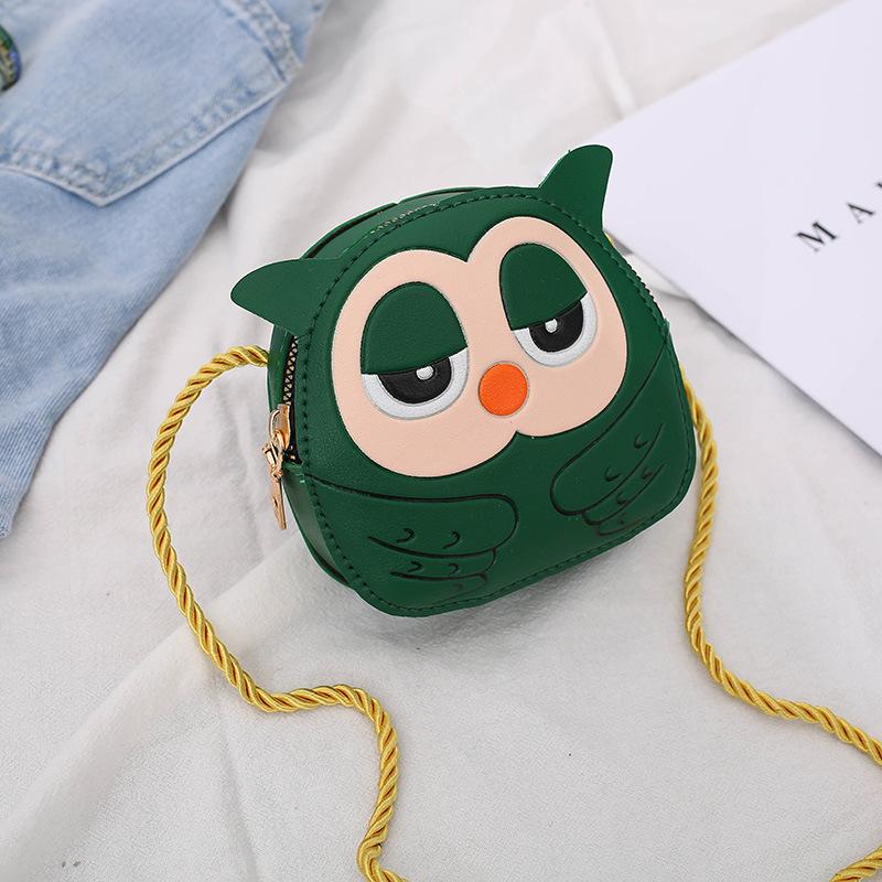 Cute Small Cartoon Design Sling Bag for Fashionable Little Girls