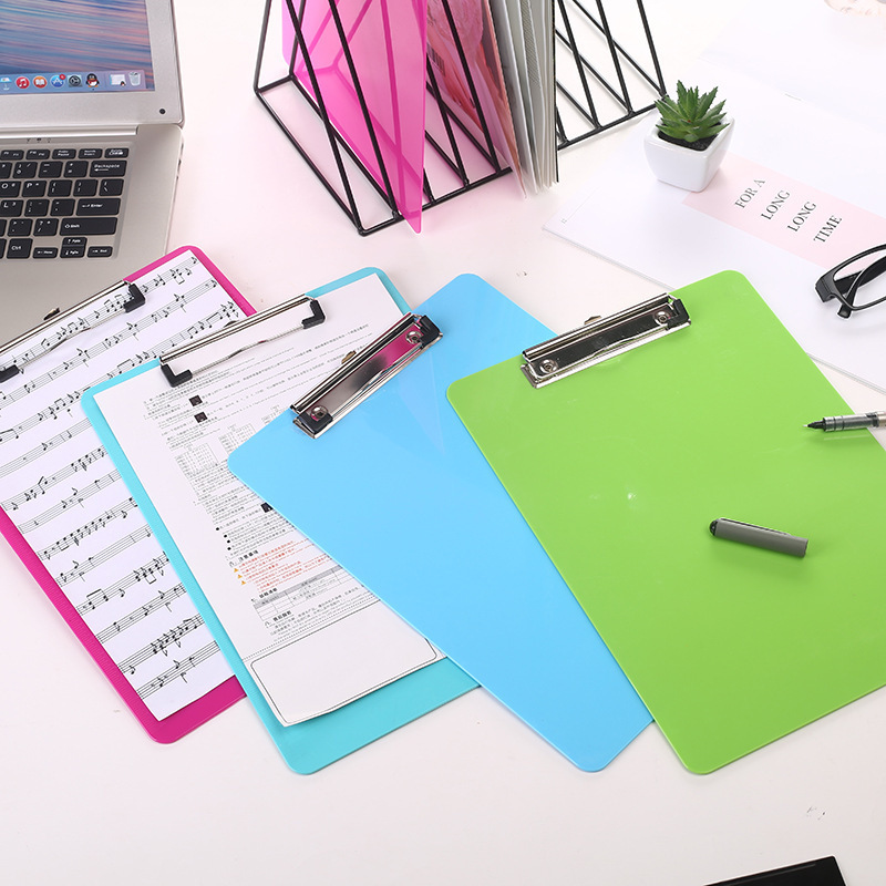 Vibrant and Durable Clipboard for Office Daily Needs
