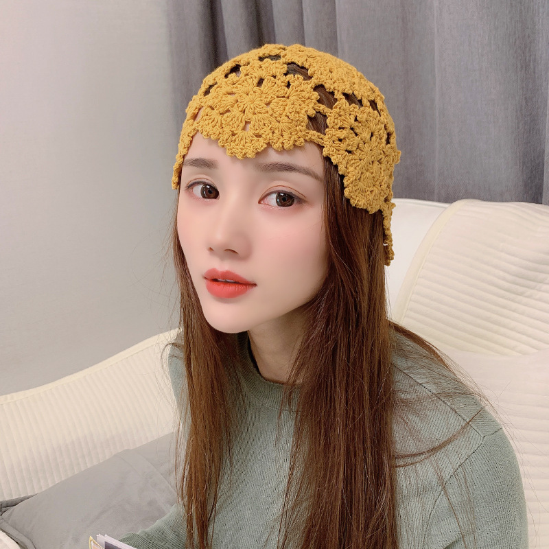 Charming Knitted Hat for Winter Season