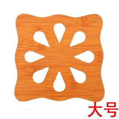 Creative Hollow Wood Coaster for Tea Cups