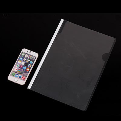 Multipurpose Transparent Sliding Folder for Compiling Documents