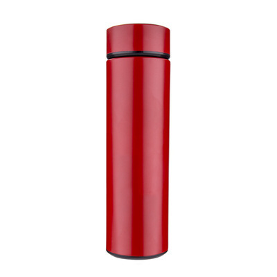 Compact Stainless Steel Thermos Tumblr for Keeping Drinks Warm or Cold
