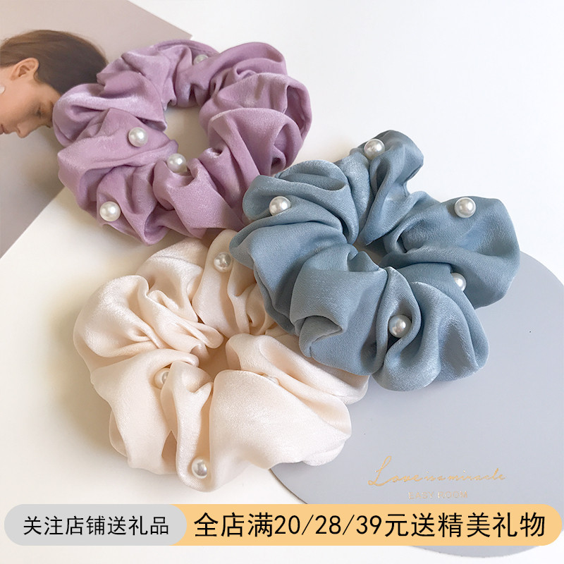 Classy Scrunchies for Ladies' Office Everyday Use