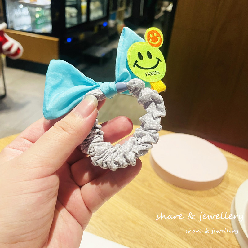 Sweet Small Bowknot Scrunchie for Cute Looks